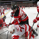 Detroit Red Wings v New Jersey Devils Getty Images
