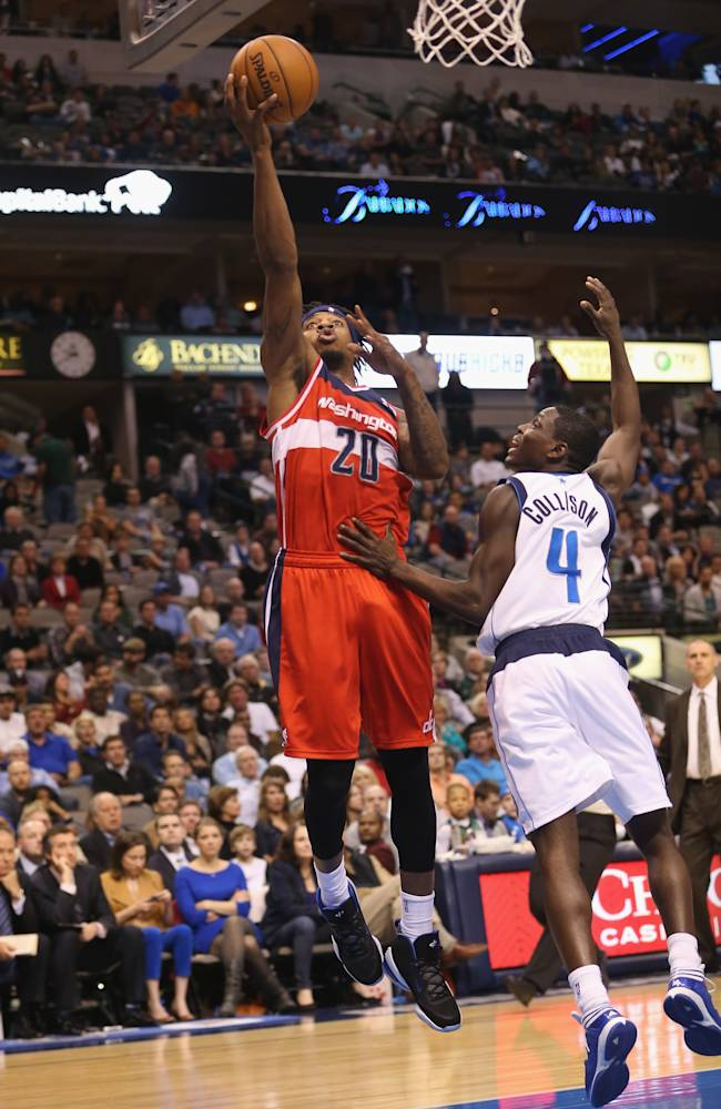 Washington Wizards v Dallas Mavericks