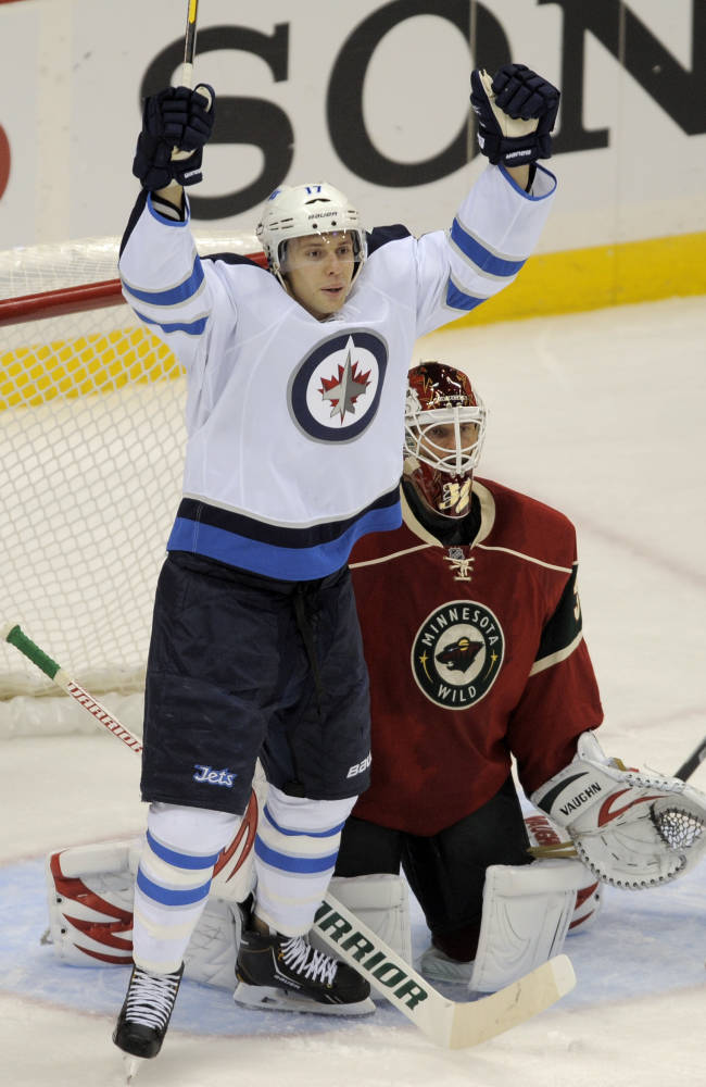 Pominville lifts Wild to 4-3 SO win over Jets