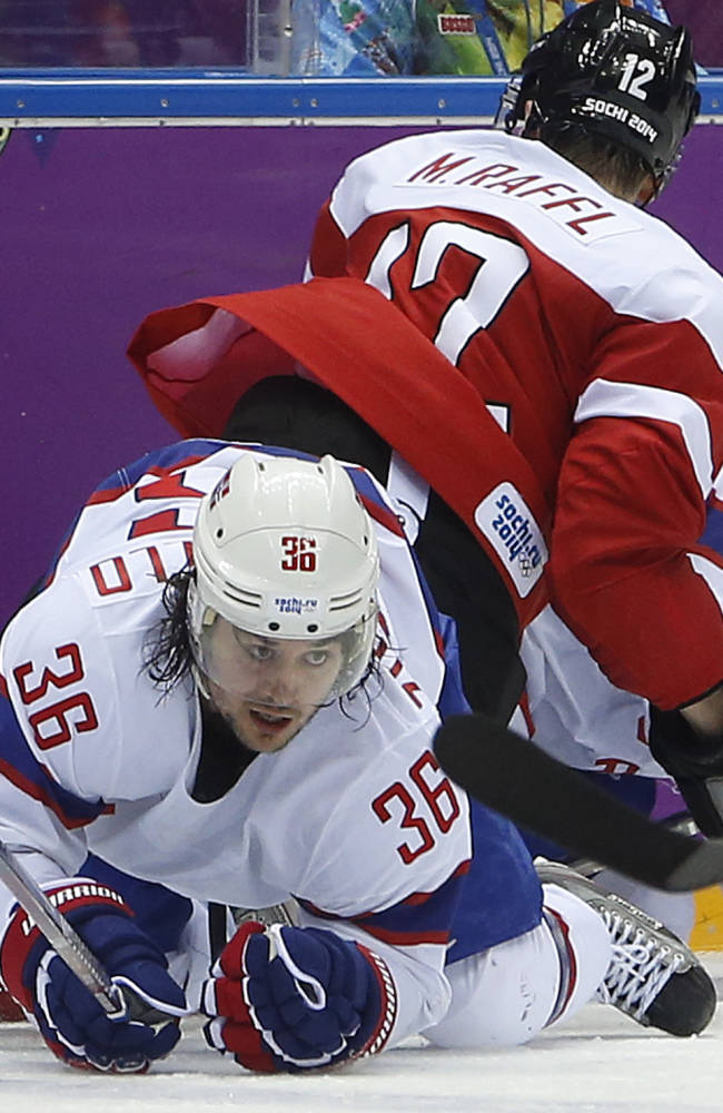 Zuccarello to miss a few weeks with broken hand