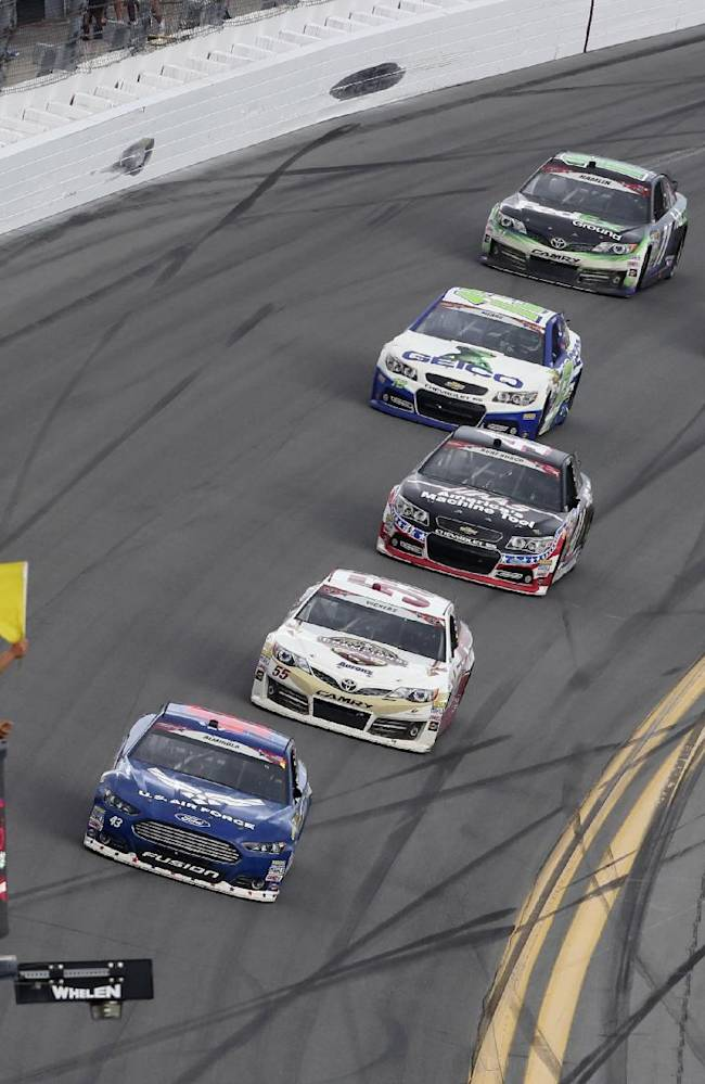 NASCAR president Helton: No animosity toward RTA