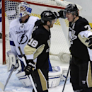 Penguins C Malkin out 2-3 weeks with foot injury The Associated Press