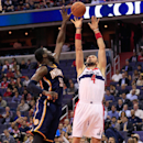 Indiana Pacers v Washington Wizards Getty Images