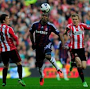 Stoke striker Jerome accepts FA charge for breaching betting regulations