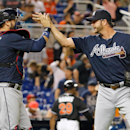 Atlanta Braves v Miami Marlins Getty Images