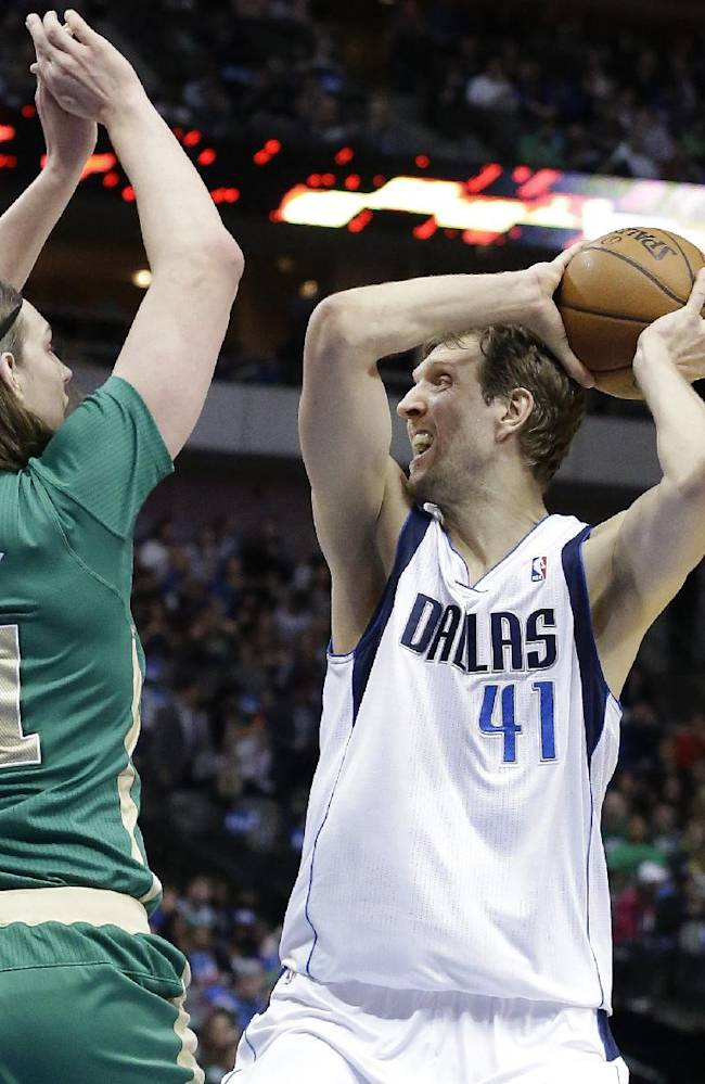 Mavs beat Celtics 94-89 to open long homestand
