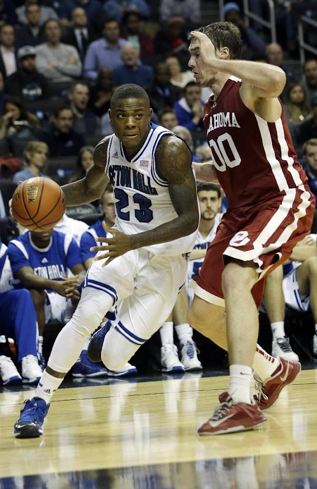 Seton Hall beats Virginia Tech 68-67