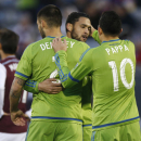 Neagle, Martins propel Sounders past Rapids 3-1 The Associated Press