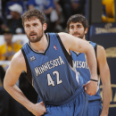 Timberwolves weighing options with Kevin Love The Associated Press