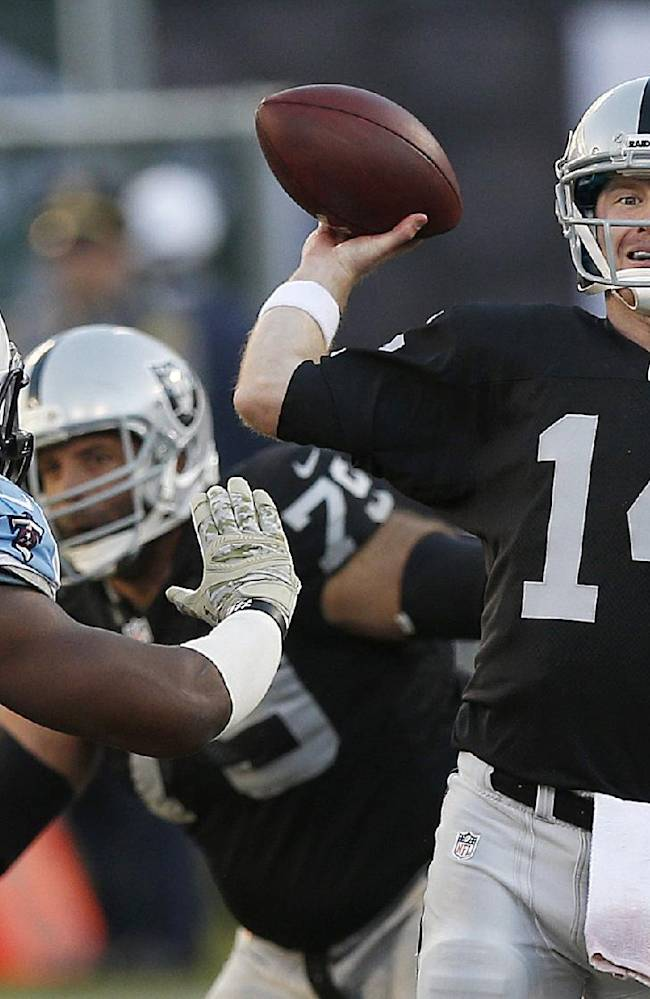 Cowboys, Raiders need short memories in short week
