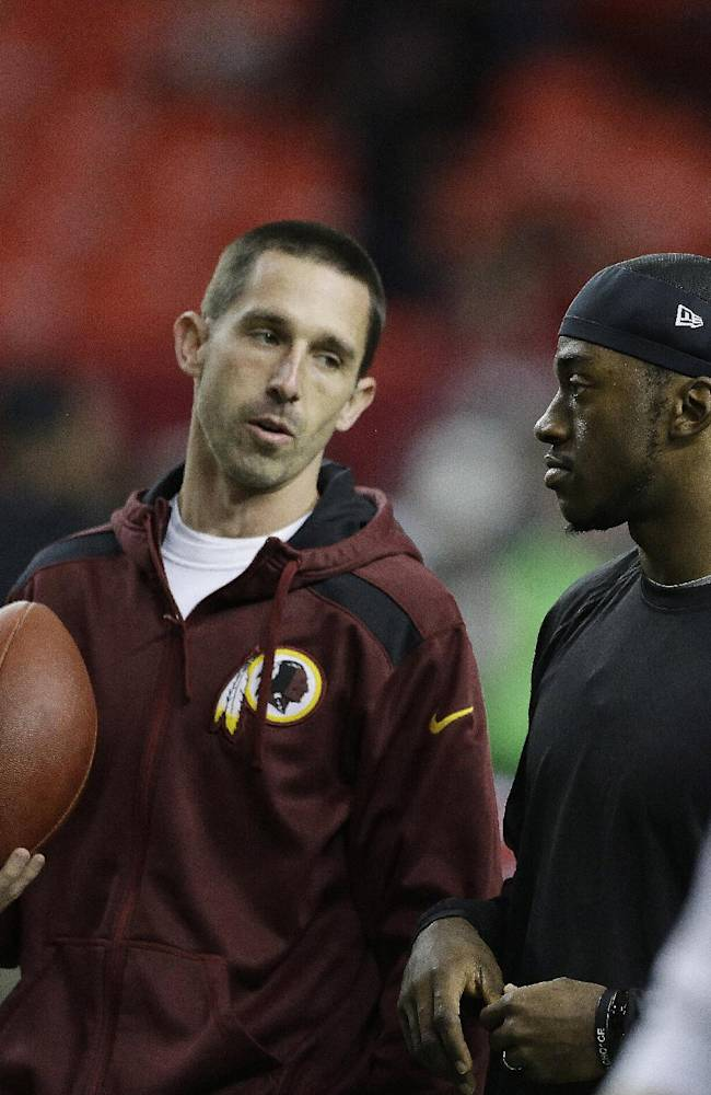 Kyle Shanahan in mix to be Browns coordinator