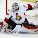 Sens sign goalie Robin Lehner to 3-year extension The Associated Press