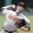 Wieters homers, Norris wins in return as O's top Indians 7-3 The Associated Press