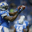 Lions' Johnson, Jets' Decker active and will play The Associated Press