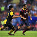 Fabregas pulls out of Spain squad with ankle injury
