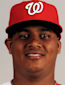 Atahualpa Severino - Washington Nationals