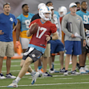 Tannehill, Dolphins look sharp during mini-camp practices The Associated Press
