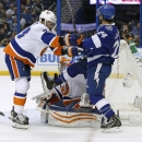 New York Islanders v Tampa Bay Lightning - Game One Getty Images