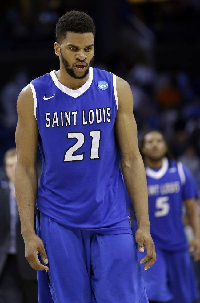 Saint Louis must replace all 5 starters
