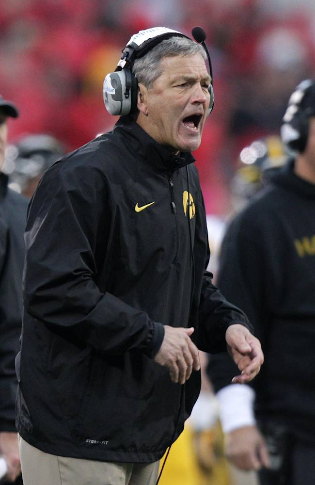 Iowa finds success with tight ends
