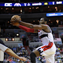 Wall, Ariza lead Wizards over Hawks, 108-101 The Associated Press