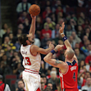 Washington Wizards v Chicago Bulls Getty Images