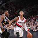 Lillard has 25 and Blazers hold off Jazz in 103-102 victory The Associated Press