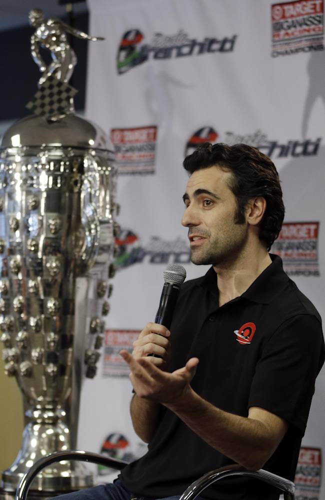 Franchitti planning to keep his hands on racing