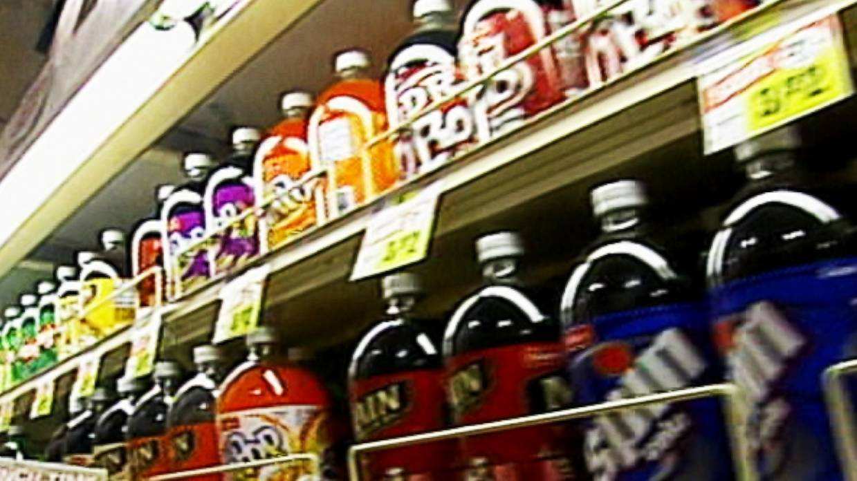 Diet Soda Sales Go Flat