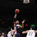 George, West help Pacers hold on against Bucks The Associated Press