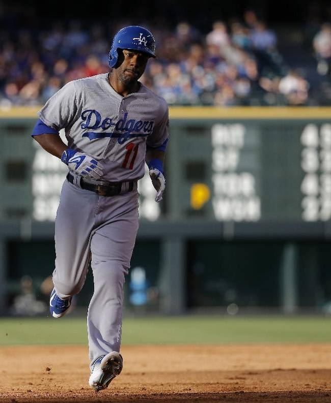 Kershaw leads Dodgers to 11-4 win over Rockies