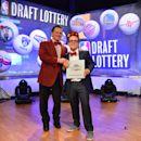 Cavaliers win NBA draft lottery again (Yahoo! Sports)