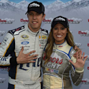 Keselowski claims Coors Light Pole Award