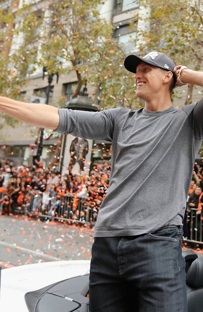 San Francisco Giants Victory Parade