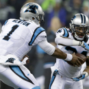 Williams tells TV station Panthers are releasing him The Associated Press