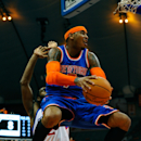 Anthony, Knicks beat 76ers 84-77 in preseason The Associated Press