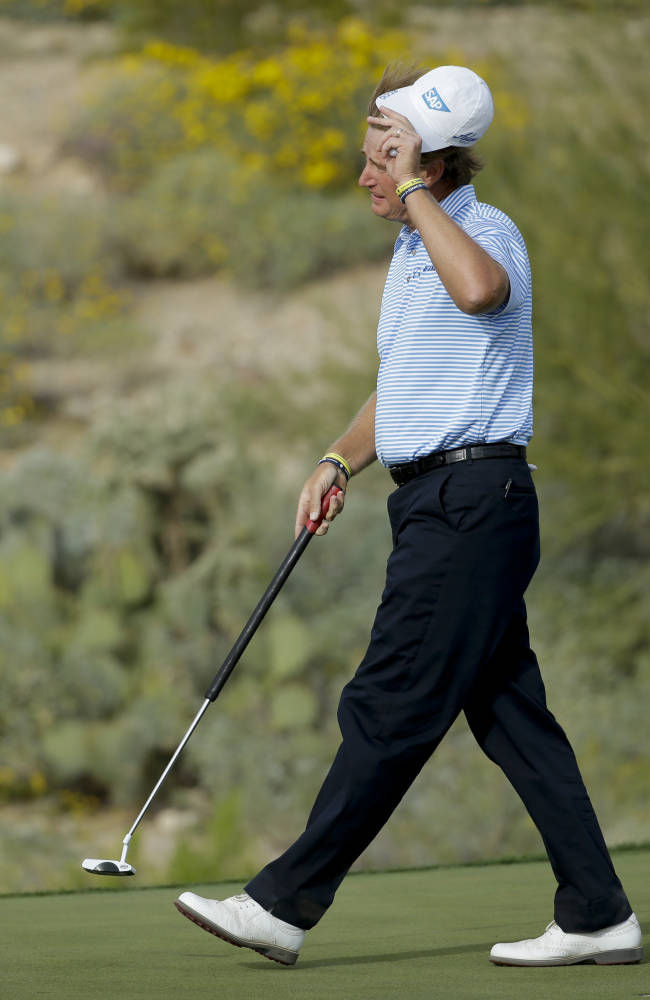 McDowell, Els lucky to be around at Match Play