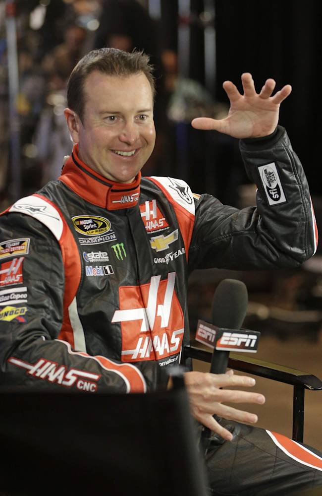 Kurt Busch has championship hopes in move to SHR