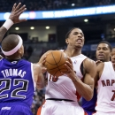 Ross leads Raptors past Kings, Gay 99-87 The Associated Press
