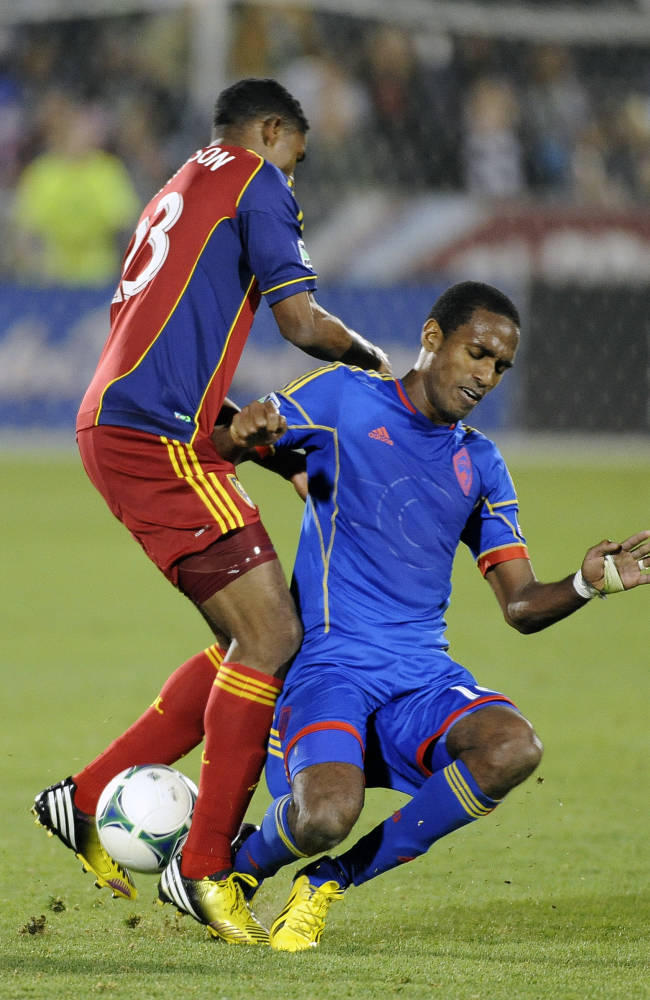 FC Dallas' Thomas out for year after knee surgery