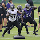 Ravens LB Mosley eager to carry on tradition The Associated Press