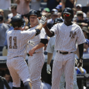 Gardner, Yankees rough up Guthrie, Royals 14-1 The Associated Press