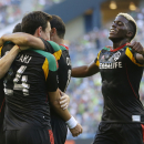 Donovan leads Galaxy to 3-0 win over Sounders The Associated Press