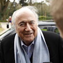 Blatter: French, German presidents tried influence WCup vote (Yahoo Sports)