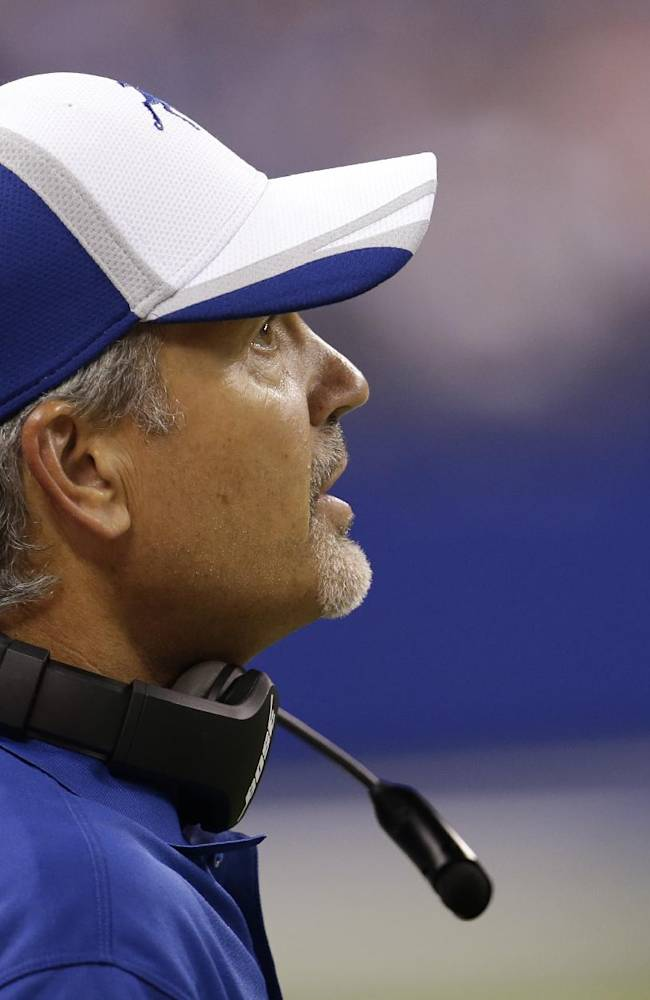 Colts' defensive plan finally taking shape