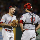 Santiago goes 7 innings in Angels' 13-0 win at Texas The Associated Press