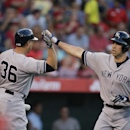 Carlos Beltran joins Jacoby Ellsbury on Yanks' disabled list The Associated Press