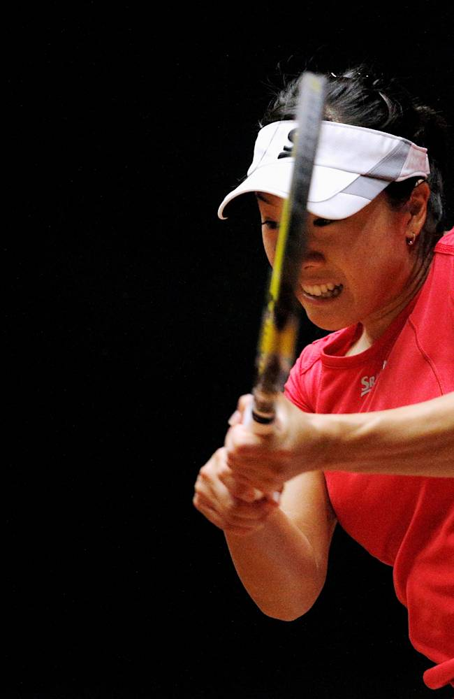 Netherlands v Japan - Fed Cup World Group II Play-off