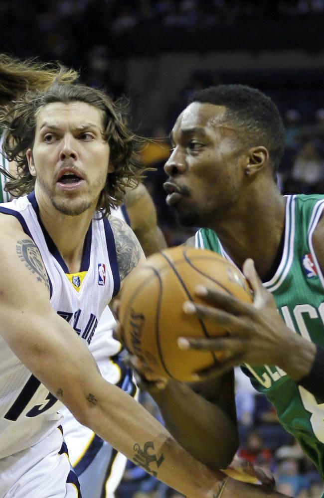 Bayless leads Grizzlies past winless Celtics 95-88