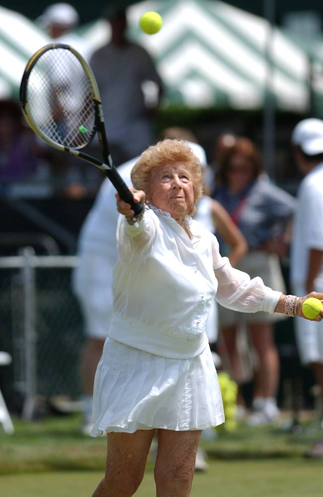 Tennis Hall of Fame says 'Dodo' Cheney dies at 98